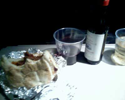 Airlinefoodexperience